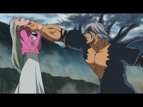 Estarossa Goes Beserk Takes Elizabeth Seven Deadly Sins Season 3 Youtube Seven Deadly Sins Elizabeth Seven Deadly Sins Seven Deadly Sins Anime