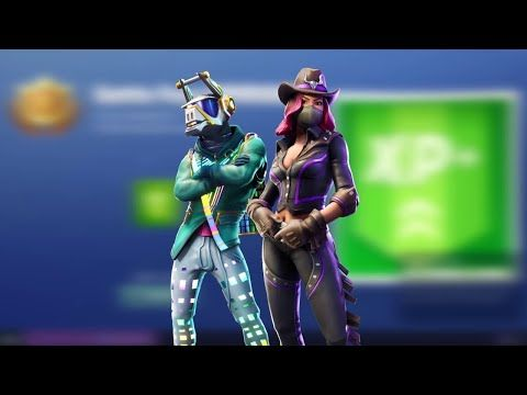 Fortnite Season 6 Battle Pass Introduction And Overview Trailer