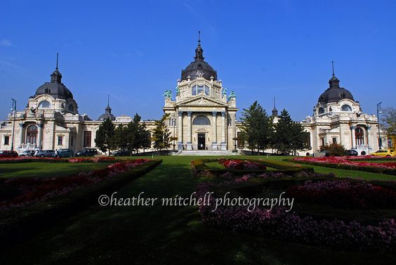 Szechenyi Bath, Budapest, Hungary