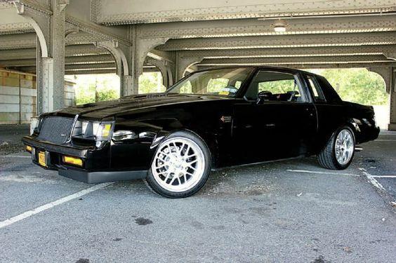 1987 buick grand national black reign buick grand national 1987 buick grand national grand national in pinterest com