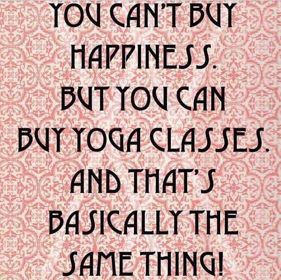 Yoga, Yoga quotes and Happiness on Pinterest