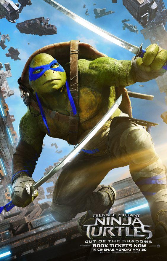 Teenage Mutant Ninja Turtles: Out of the Shadows - Leonardo