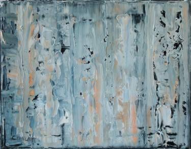 """Saatchi Art Artist Marino Chanlatte; Painting, """"Winter Ocean, Ocean 30"""" #art"""