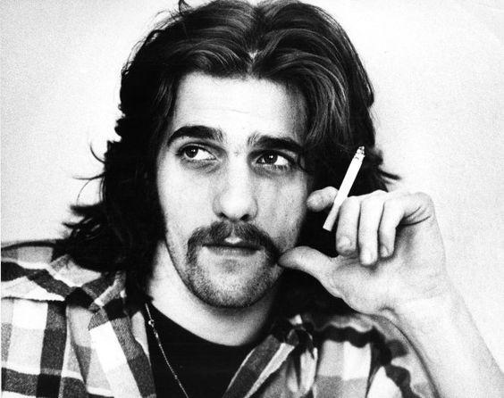 Glenn Frey, fotografiado en Londres en 1973.