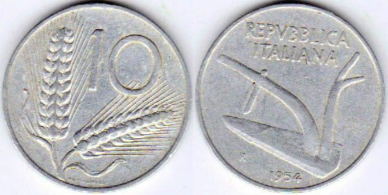 Rare Lira Coin Rarest Italian Lira Coins In Circulation Monete