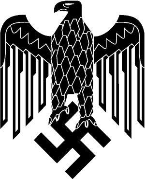 Nazi eagle symbol - photo#23