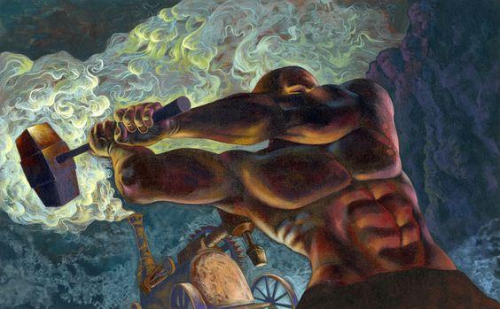 RITE OF PASSAGE: Blood & Iron – A Steamfunk tale of the legendary John Henry! http://chroniclesofharriet.wordpress.com/2012/06/07/rite-of-passage-blood-iron-a-steamfunk-tale-of-the-legendary-john-henry/