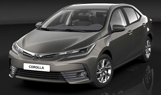 Toyota deixa Corolla mais refinado na Europa
