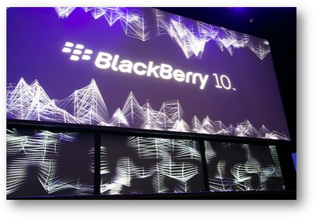 BlackBerry 10 launching January 30th!