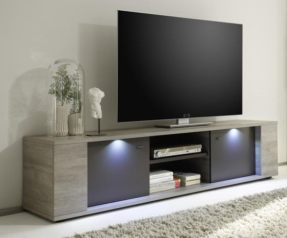 Modern TV Stand Sidney 75 by LC Mobili …