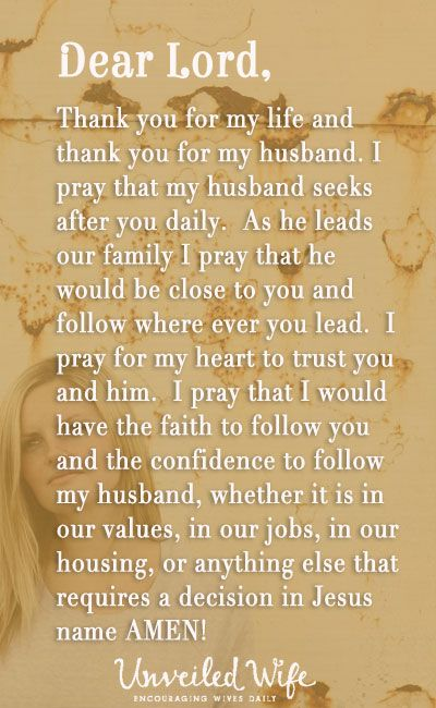 Thank You Lord For My Son Quotes: Following God And My Husband