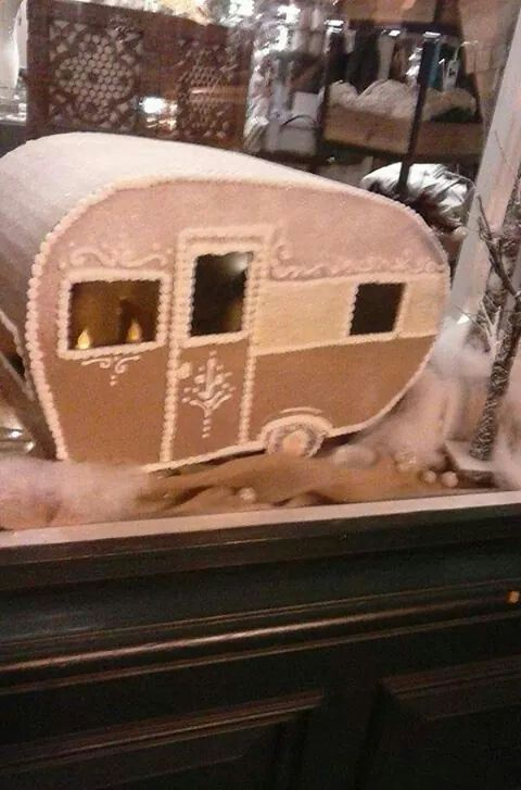 Trailers, Gingerbread and Cakes on Pinterest