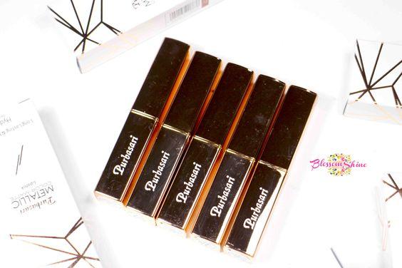 Koleksi lipstick terbaru Purbasari