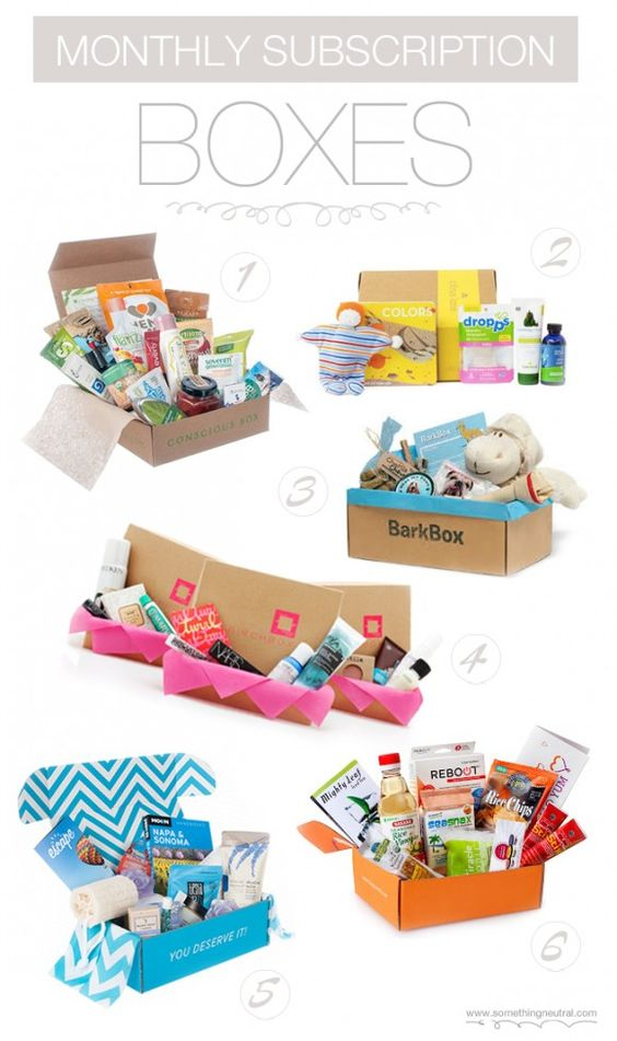 subscription boxes for women monthly subscription boxes gifts 30926