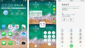 Pin By Praveenkumar On Tempat Untuk Dikunjungi Phone Themes Themes For Mobile Ios Theme