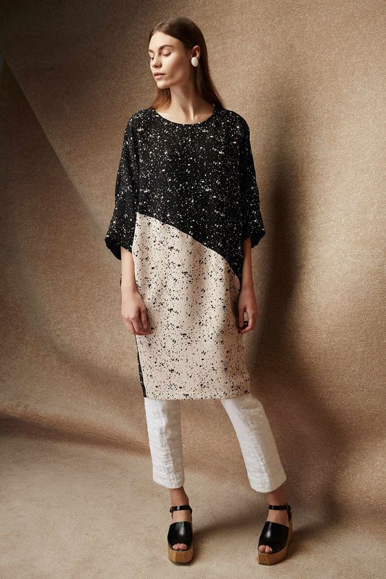 Rachel Comey Pre-Fall 2015 Fashion Show