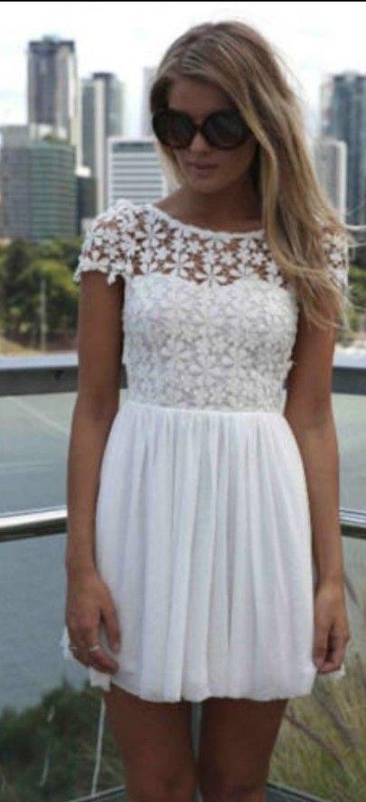New lace elegant sexy back design dress