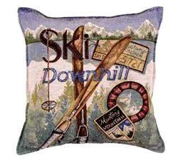 Lodge Furnishings & Ski Decor
