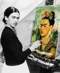 freida kahlo art-i-love-to-look-at