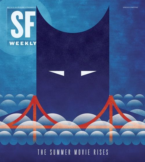 SF Weekly, May 16, 2012. Illustration and art direction: Andrew J. Nilsen