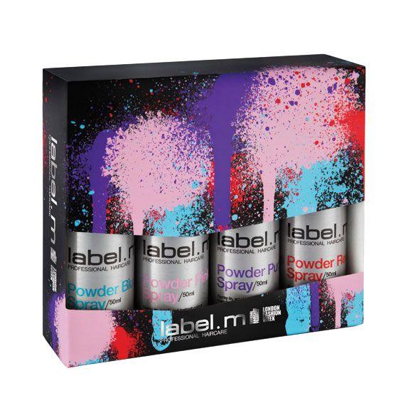 label.m Colour Makeover Set - £15.00