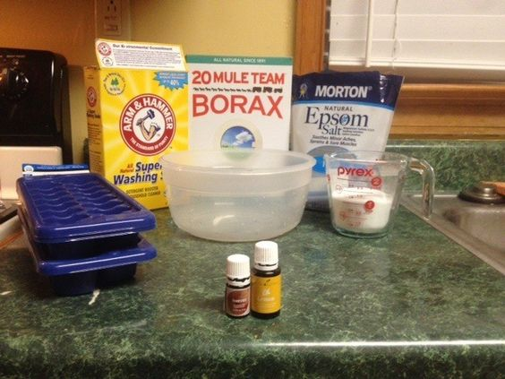 Toxin Free For The Health Of It Diy Dishwashing
