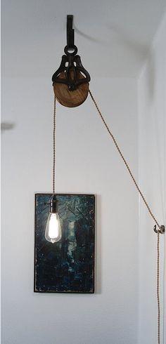lamp katrol - Google zoeken: