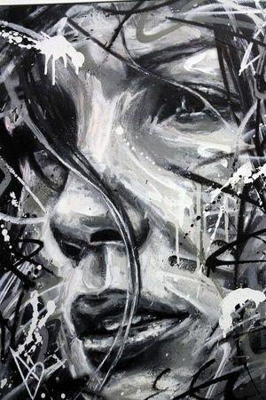 Street Art - David Walker