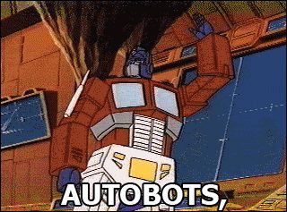 Autobots, Roll Out!