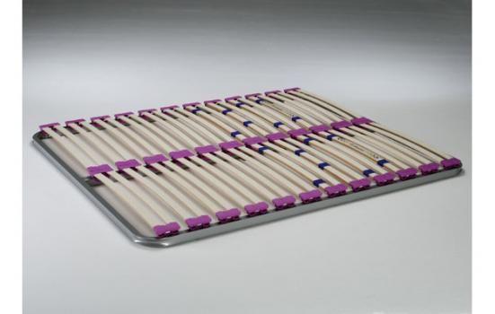 De los mejores somieres, comprar y sin gastos de envío. SOMIER MULTILÁMINAS DESIREE Somier multiláminas de haya estucadas. Bastidor metálico (tubo 40 x 30 cm). Pintura epoxi antioxidante. Barra central a partir de 105 cm. Lamas de regulación de firmeza lumbar. Tensores lumbares de doble lámina. Rotulas de caucho. Preparados con rosca para las patas. PATAS METÁLICAS INCLUIDAS  http://colchonesyalmohadas.es/producto.php?Id=59