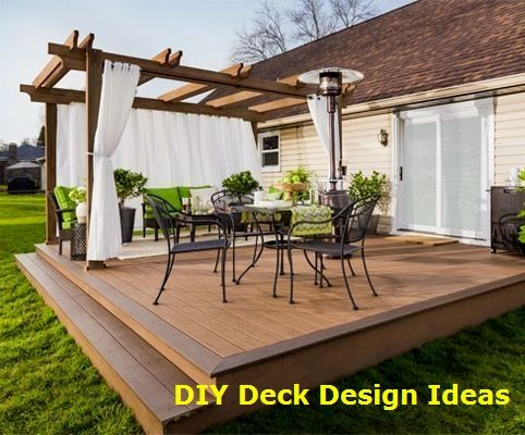 Build Your Deck And Save On The Cost In 2020 Patio Deck Designs Patio Design Pergola