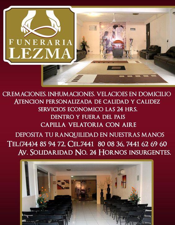 Funeraria Lezma