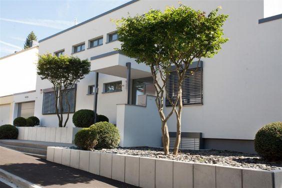 Pin von design scout auf the modern garden pinterest - Vorgarten eingangsbereich ...