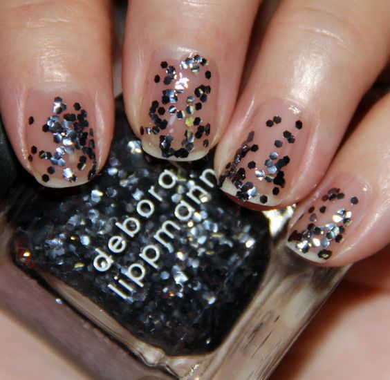 Famous Nails Art Design For Halloween Tall Cleaning Nail Polish From Carpet Flat Nail Polish Winter Colors Nail Polish Palette Youthful Nail Art With Beads OrangeSilver Sparkle Nail Polish Deborah Lippmann: I Love The Nightlife | Glitter, Sparkles And ..