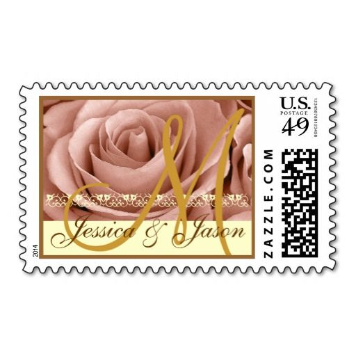 >>>The best place          Bride & Groom Monogram PINK & ANTIQUE GOLD Rose Postage           Bride & Groom Monogram PINK & ANTIQUE GOLD Rose Postage online after you search a lot for where to buyShopping          Bride & Groom Monogram PINK & ANTIQUE GOLD Rose Postag...Cleck Hot Deals >>> http://www.zazzle.com/bride_groom_monogram_pink_antique_gold_rose_postage-172631155961695118?rf=238627982471231924&zbar=1&tc=terrest