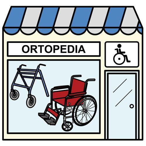 Pictogramas ARASAAC - Ortopedia.