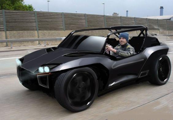 CROSSROADS ALL TERRAIN VEHICLE , | Local Motors