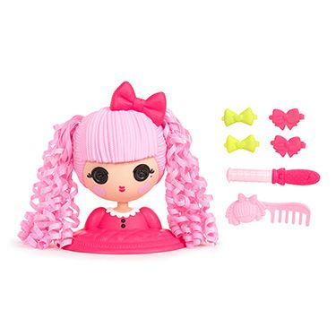Lalaloopsy Girls jewel sparkles styling head