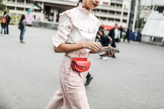La riñonera, el nuevo bolso | Galería de fotos 7 de 42 | GLAMOUR: