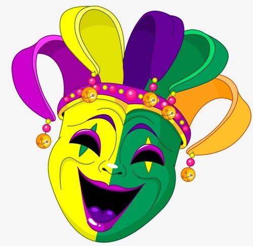 22+ Mardi gras mask clipart info