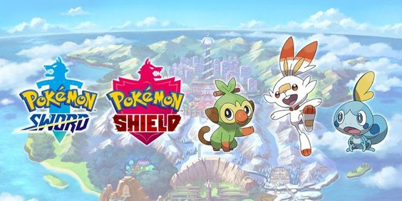 New Pokemon games are out for pre-sale.
