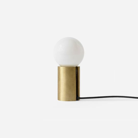 Curated by Aesence - Socket Lamp by Menu