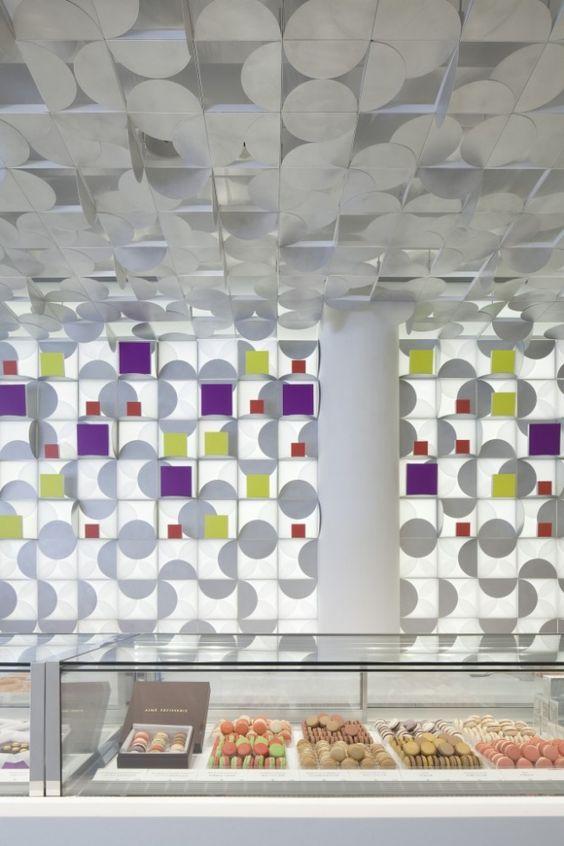 Aimé Patisserie Retail Design by Lukstudio