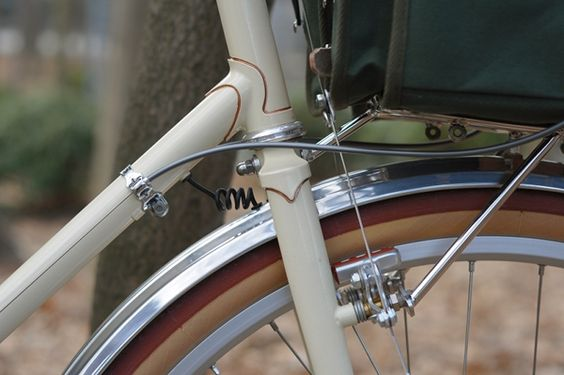 Lovely Bicycle!: Creamy, Dreamy 650B Conversion