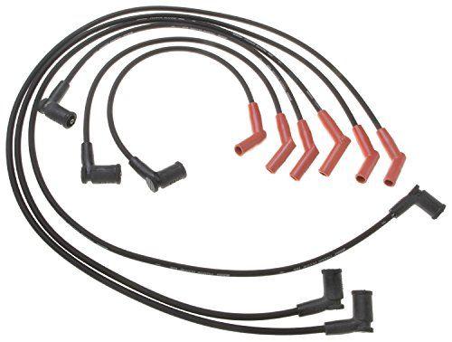 ACDelco 746CC GM Original Equipment Spark Plug Wire Set