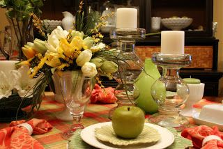 Sweet Something Designs: Tablescapes