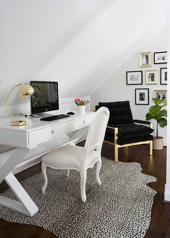 chic office: