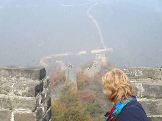 de Chinese muur 2014