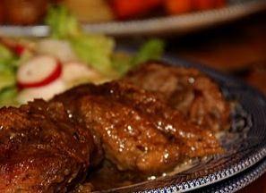 Bacon & Cola Roast Beef