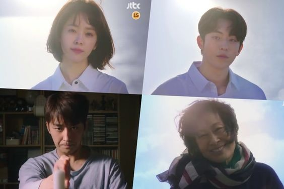 Watch: Han Ji Min, Nam Joo Hyuk, Son Ho Jun, And More In New Teasers For JTBC's Upcoming Drama